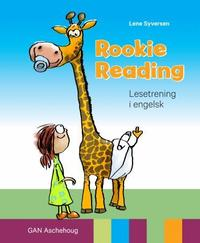 Rookie reading: lesetrening i engelsk