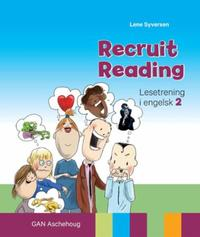 Recruit reading: lesetrening i engelsk