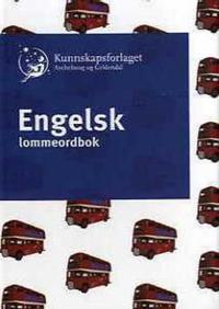 Engelsk lommeordbok: English-Norwegian, Norwegian-English
