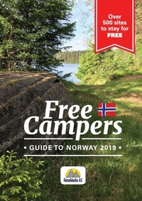 Free campers: guide to Norway 2019