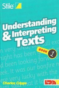 Understanding & interpreting texts