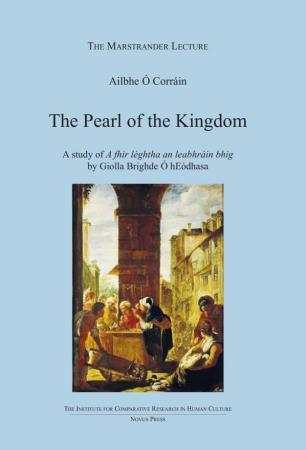 "Bilde av The Pearl Of The Kingdom: A Study Of """" A Fhir Léghtha An Leabhráin"