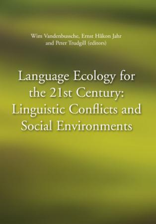Language ecology for the 21st century