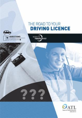 The road to your driving licence