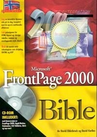 Microsoft FrontPage 2000 bible