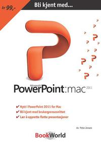 PowerPoint:mac 2011