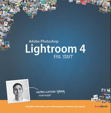 Adobe Photoshop Lightroom 4 fra start