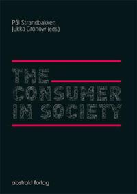 The consumer in society: a tribute to Eivind Stø
