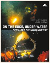 On the edge, under water
