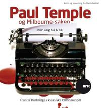 Paul Temple og Milbourne-saken: for ung til å dø