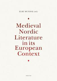 Medieval Nordic literature in its Europe