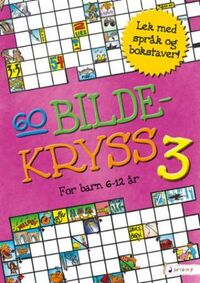 60 Bildekryss 3. For barn 6-12 år