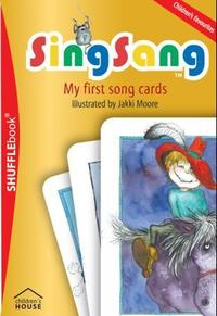 SingSang: my first song cards