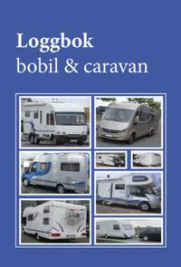 Loggbok for bobil & caravan