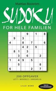 Sudoku for hele familien