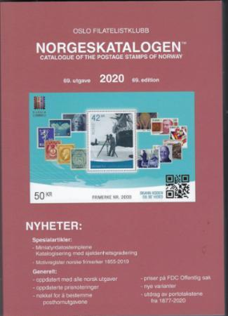 Norgeskatalogen 2020 = Specialised catal