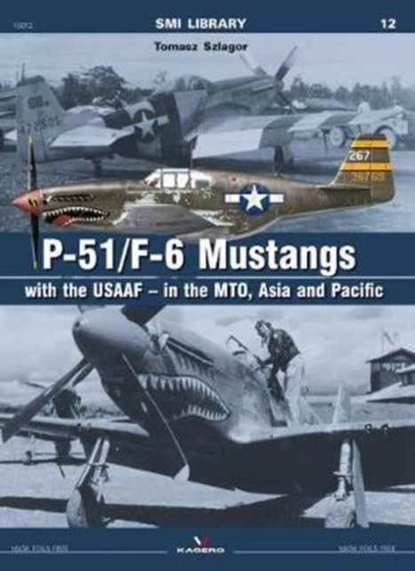 P-51/F-6 Mustangs with Usaaf - in the Mt