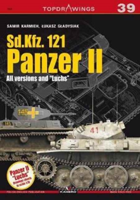 Sd.Kfz. 121 Panzer II. All Versions