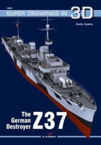 The German Destroyer Z37