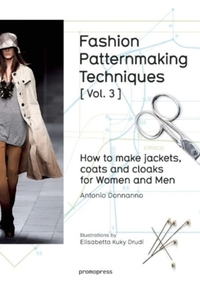 Fashion Patternmaking Techniques: How to
