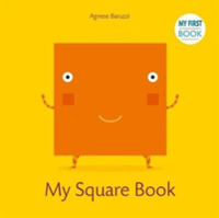 My Square Book: My First Book