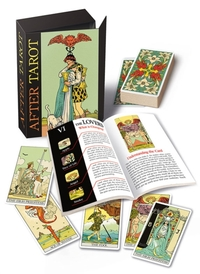 AFTER TAROT KIT BOOK & CARD SET