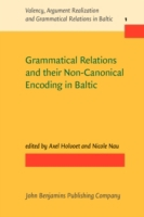 Grammatical Relations and their Non-Cano