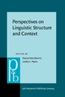 Perspectives on Linguistic Structure and