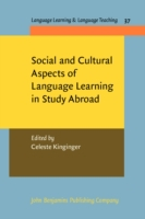 Social and Cultural Aspects of Language
