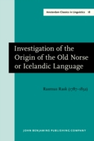 Investigation of the Origin of the Old N