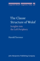 Clause Structure of Wolof