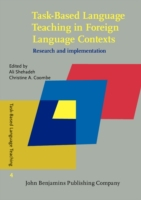 Task-Based Language Teaching in Foreign