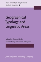 Geographical Typology and Linguistic Are