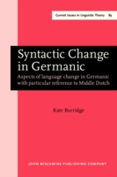 Syntactic Change in Germanic