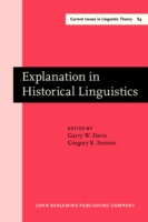 Explanation in Historical Linguistics
