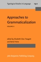 Approaches to Grammaticalization