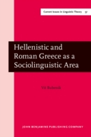 Hellenistic and Roman Greece as a Sociol