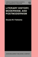 Literary History, Modernism, and Postmod