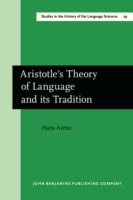 Aristotle's Theory of Language and its T