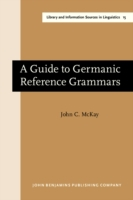 Guide to Germanic Reference Grammars