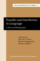 Transfer and Interference in Language