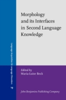 Morphology and its Interfaces in Second