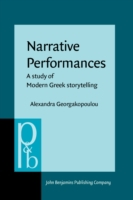 Bilde av Narrative Performances