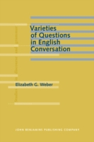 Varieties of Questions in English Conver