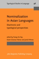 Nominalization in Asian Languages