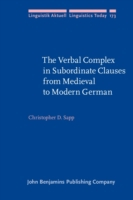 Verbal Complex in Subordinate Clauses fr