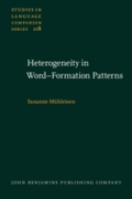 Heterogeneity in Word-Formation Patterns