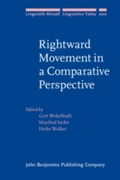 Rightward Movement in a Comparative Pers