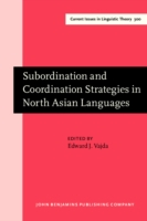 Subordination and Coordination Strategie