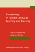 Phraseology in Foreign Language Learning